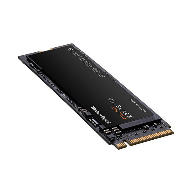 FOR Western Digital SN750 250G 500G NVME Black Disk High Computer Solid State Drive SSD