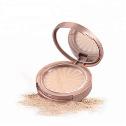 Private Label Makeup Cosmetic Pressed Powder Foundation Organic Foundation Powder
