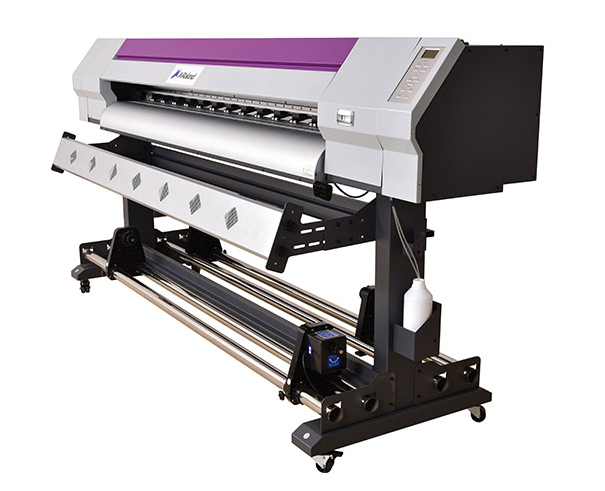Annual promotion with a choice of unique images and color blocks for automatic 1.8m water-based brand printing machines