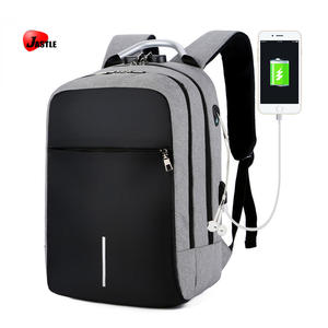 New Fashion Smart Design Multifunctional Smell Proof USB Anti Theft School Backpack For Women