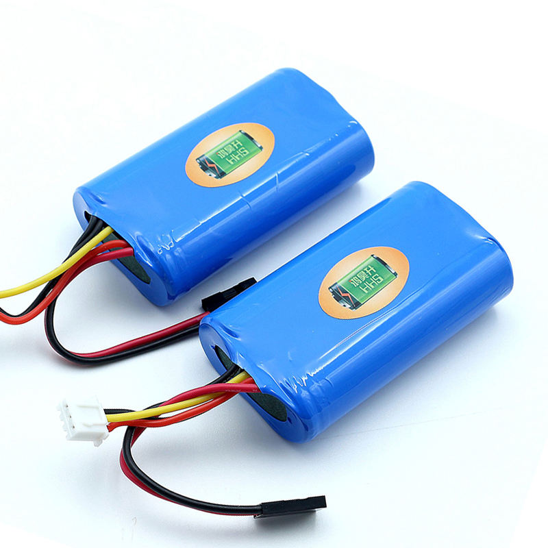 Factory Price Customized 7.4 Volt Lithium Ion Battery Li-Ion 7.4V Battery Pack