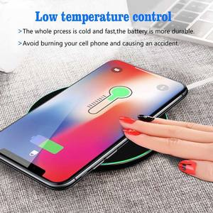 wireless charger mobile smart cell phone portable 15w 10w qi android fast universal foldable q1 for the iphone samsung apple