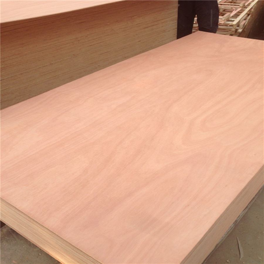 Edlon Phenolic glue okoume veneer waterproof plywood 9mm 12mm 15mm 18mm