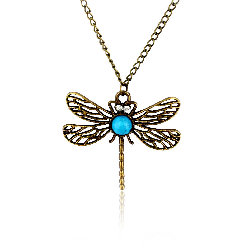 Movie Jewelry Song Of Ice And Fire Inspired Sansa Stark Dragonfly Necklace