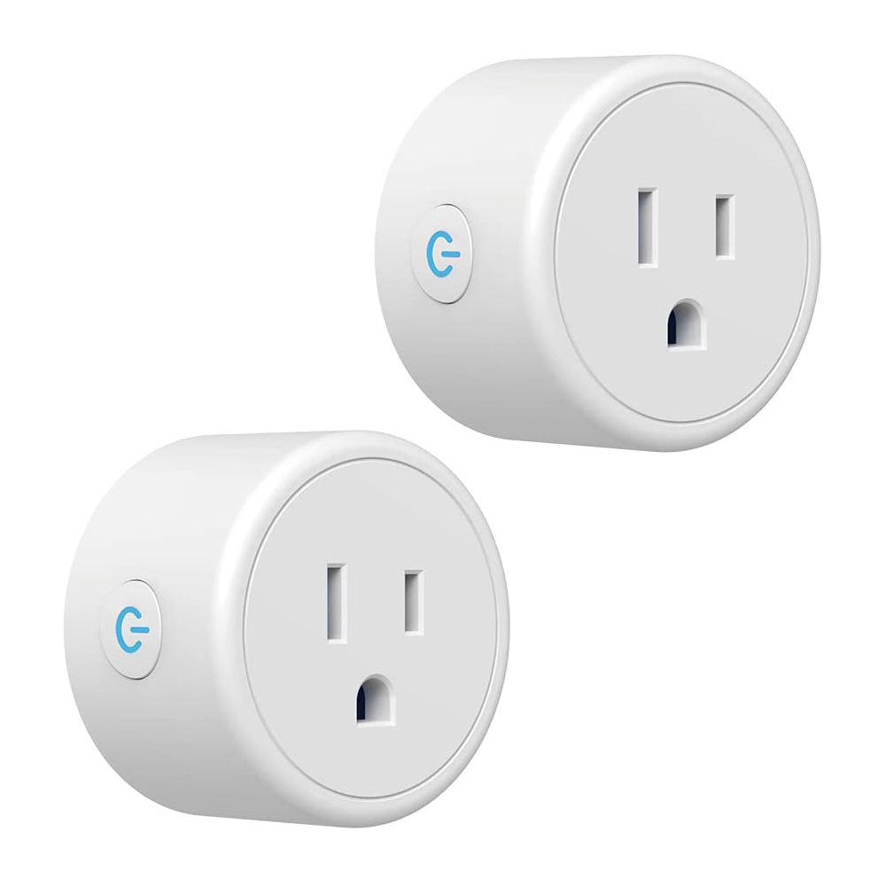 4 Pack 10A Smart Socket Wifi Plug Uk Standaard Mini Smart <span class=keywords><strong>Outlet</strong></span> Wifi Plug