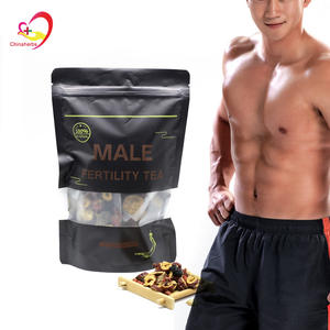 Male Enhance Fertility Delay Tea Men Optimal Sexual Function Desire Health