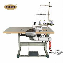 EEKB-3 Competitive Price Mattress Panel Fabric Flanging Machine