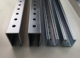 New Style Cheap c riel galvanized steel profile perforated strut channel from china