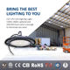 100w 150w Light Factory Warehouse Industrial Lighting 100W 150W 200W 240W Led High Bay Light