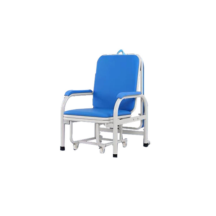 Cheap Hospital Medical Waiting Room Public Medical Escort Folding Chair For Sale