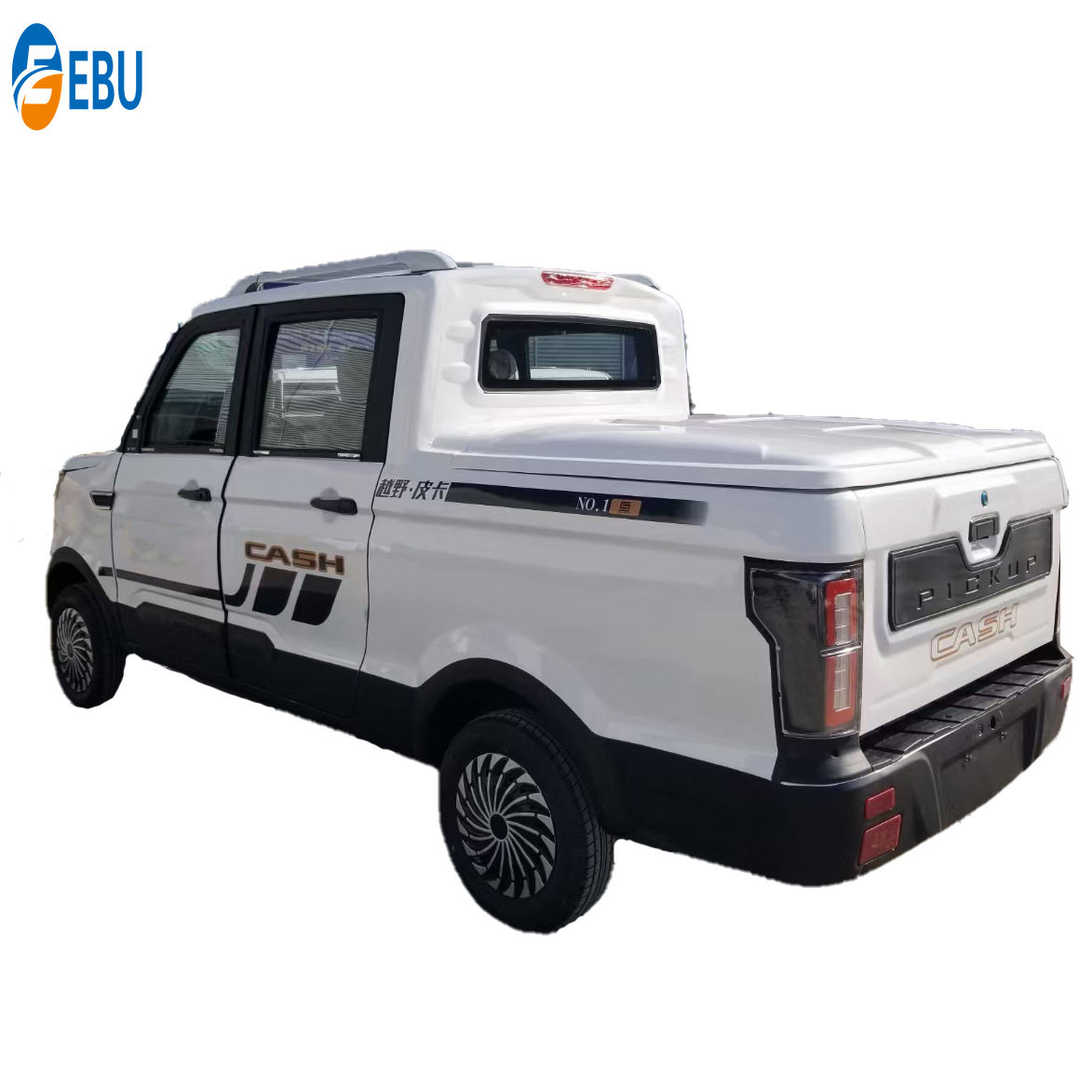 2021 New Designed Electric Pickup Powerful 72 V 4 KW Electric Pick Up Mini Trucks Electric Cargo Vehicle Made in China