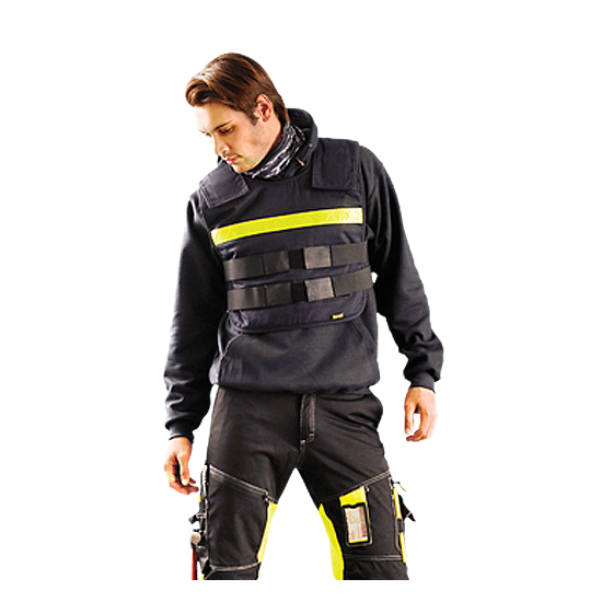 Phase Change cooling Vest HRC 1 flame ressitant treated vest