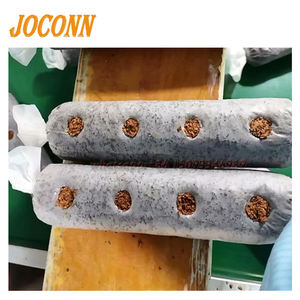 High Efficiency Automatic Shiitake Mushroom Compost Bag Inoculation machine/ Fungus mushroom Culture bag Inoculating Machinery
