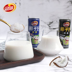High quality Fresh Squeezed canned coconut milk juice drink