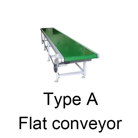 factory aluminum profile lifting conveyor small conveyor belt system portable conveyor belt