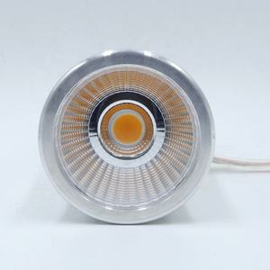 Indoor GU10 Tersembunyi Down Light 50 Mm Sudut Balok Dimmable 8 W MR16 Modul LED Downlight