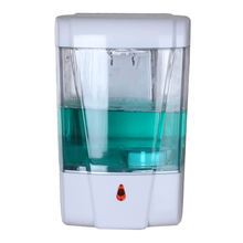 Fully automatic soap dispenser box hotel toilet wall-mounted foam dispensers