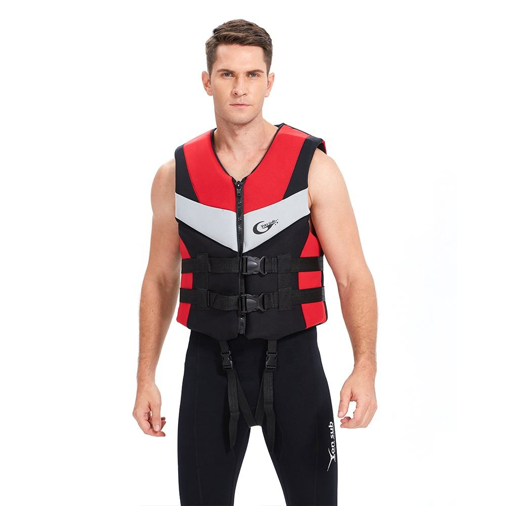 Neoprene EPE Foam life jacket with CE certificate In Stock
