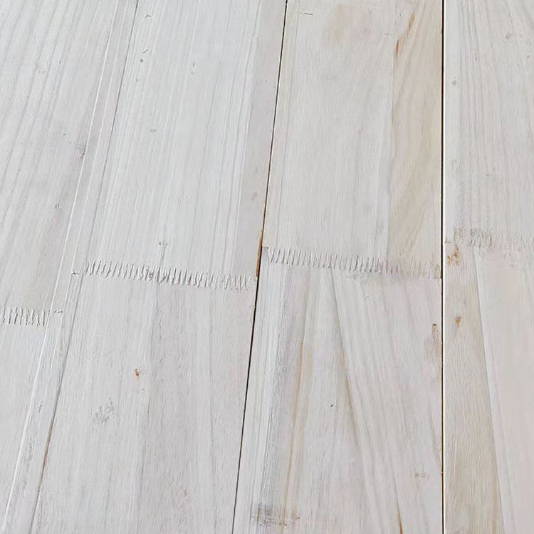 Finger Jointed Paulownia Wood Timber Panel Paulownia Finger Jointed Edge Glued Panels
