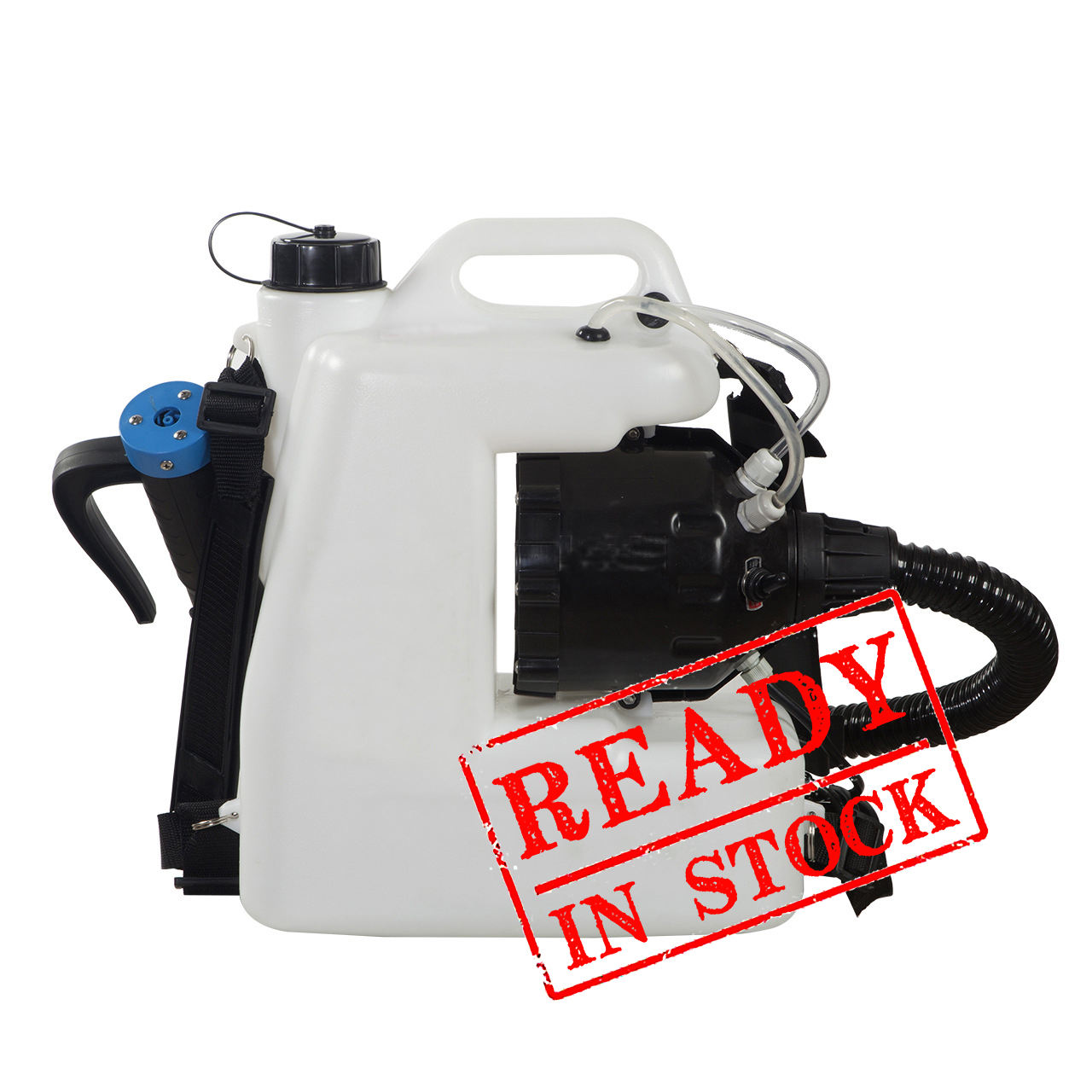 ULV005 Backpack Electric Sprayer 12L Fog Machine 110V/220V ULV Fogger for Home and Office Disinfection