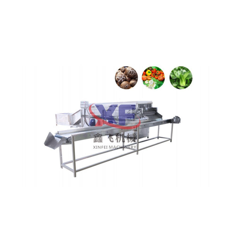 chicken clams citrus fruit washing waxing and grading machine