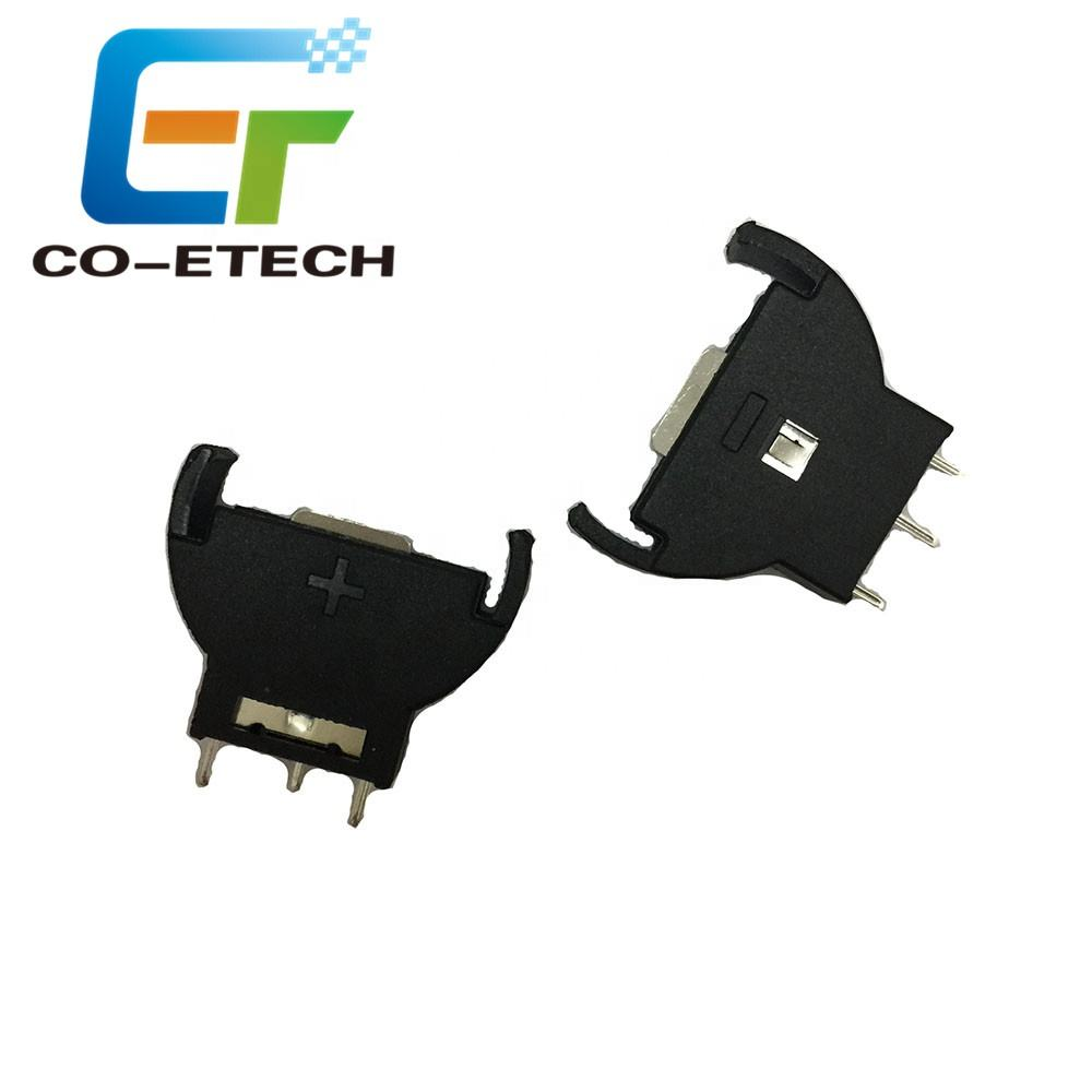 3V CR2032 Pile Support 2032-5 Prise De Batterie BS-5 3 BROCHES