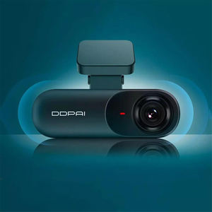 DDPAI N3 dash cam Hisilicon Hi3556 OS05A10 6 Glass Len F1.8 2560x1600P 30fps car camera dashcam Recorder DVR