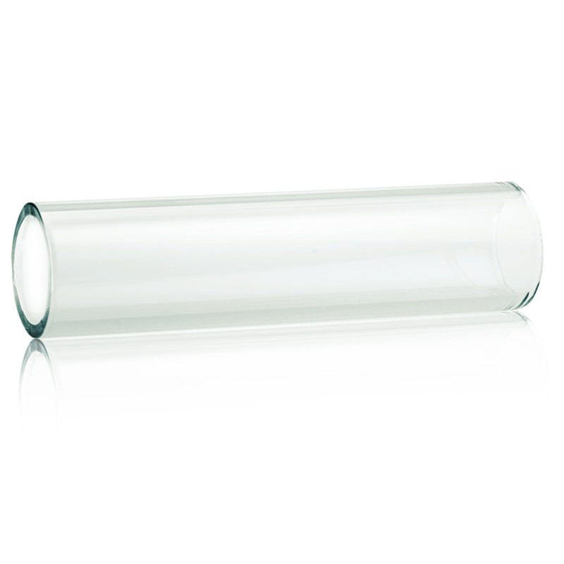 Low Price clear custom heat resistant borosilicate glass tube
