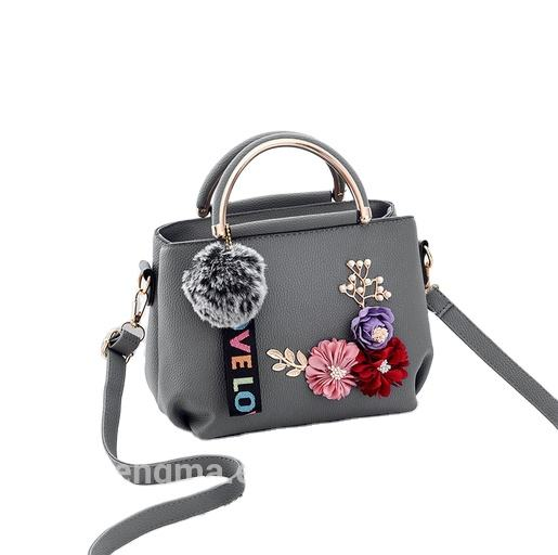 CLK-W238 spring and summer new women's bag Korean fashion simple small square package trend shoulder bag Messenger bag