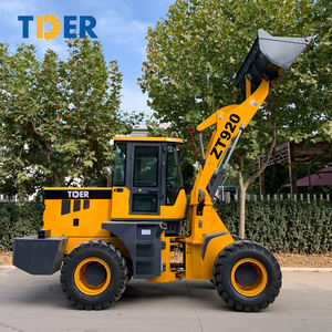 China zl 20 wheel loader 4wd underground loader with 1.2CBM bucket capacity loader for sale