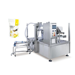 Liquid Multi-function Automatic Premade Pouch Packing Machine For Juice