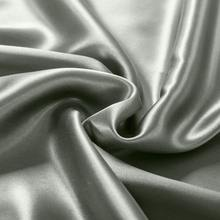non-toxic silk 100% pure mulberry silk fabric 16/19/22/25MM plain dyed charmeuse OEKO-TEX100