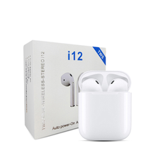 2020 Original Mini Auriculares Audifonos Bluetooths 5.0 Wireless i12tws Earbuds I12 Tws