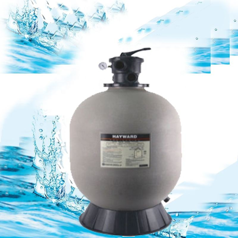 Swimming pool equipment pool water treatment device Hayward sand filter