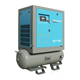 Durable air dryer screw compressor Combined With Tank 10hp air compressor price