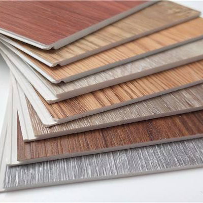 wooden-like SPC vinyl flooring