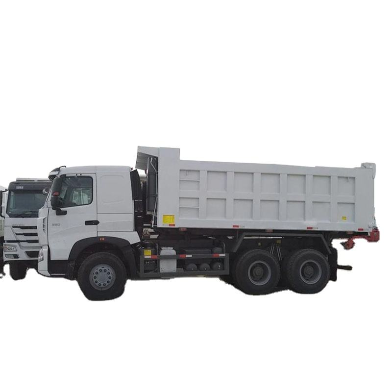 Used Dump Truck Howo 371 6x4 A7 8x4 For Sale Price