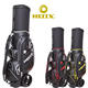 Helix wholesale golf items fashionable nylon disc golf bag for sale,high quality golf stand bag