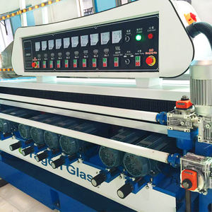 DGBM261 glass beveling edging grinding machine straight line