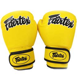 Custom PU Leather sanda batting boxing gloves with private label