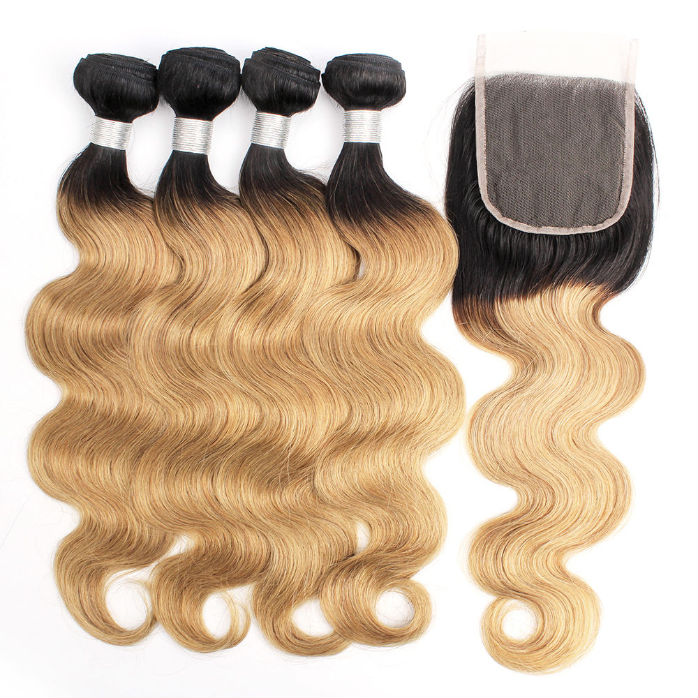 Fast Delivery 1b 27 Body Wave Brazilian Hair Wholesale In Brazil Ombre Human Hair
