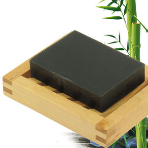 Private Label Handmade Vegan Organic Eco- friendly Deep Cleaning Beauty Toilet Acne Prone Toxins Charcoal Soap Manufacturers