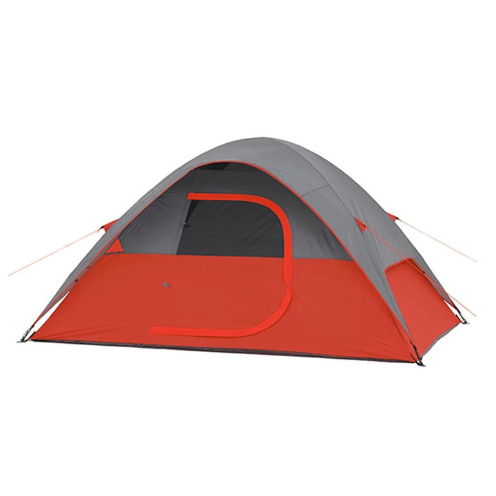 "Hot Sale 4 Orang Dome Tenda Ukuran 9 ""X 7"" X 54 ""(H) 4 <span class=keywords><strong>Musim</strong></span>"