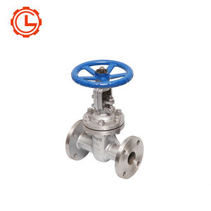 Industrial Produce Stainless Steel WCB Seal Ring Flange Control Gate ValveStainless Steel