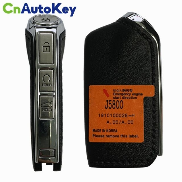 CN051120 For 2020 Genuine Smart Remote Key 4 Buttons 433MHz part number 95440-J5800