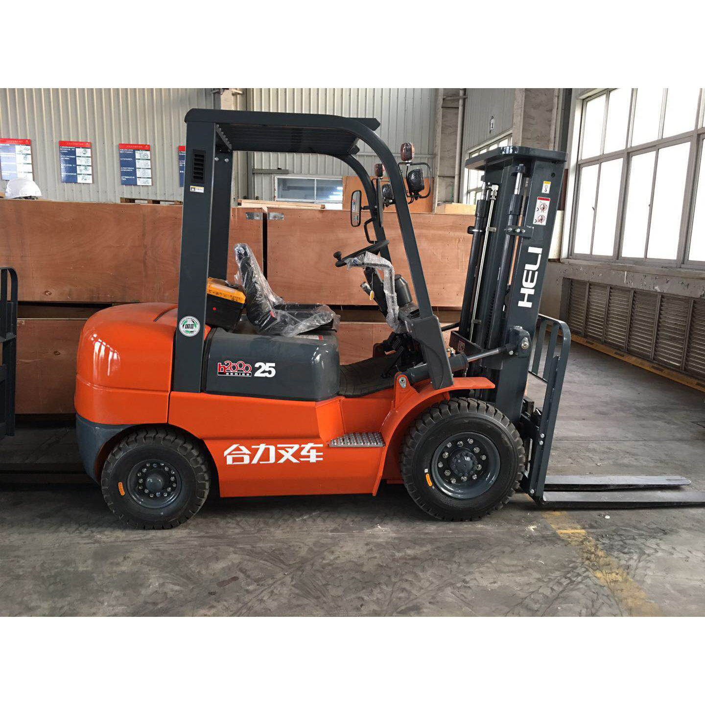 High Quality 3.5Ton Forklift Truck Diesel Forklift 3 Tons