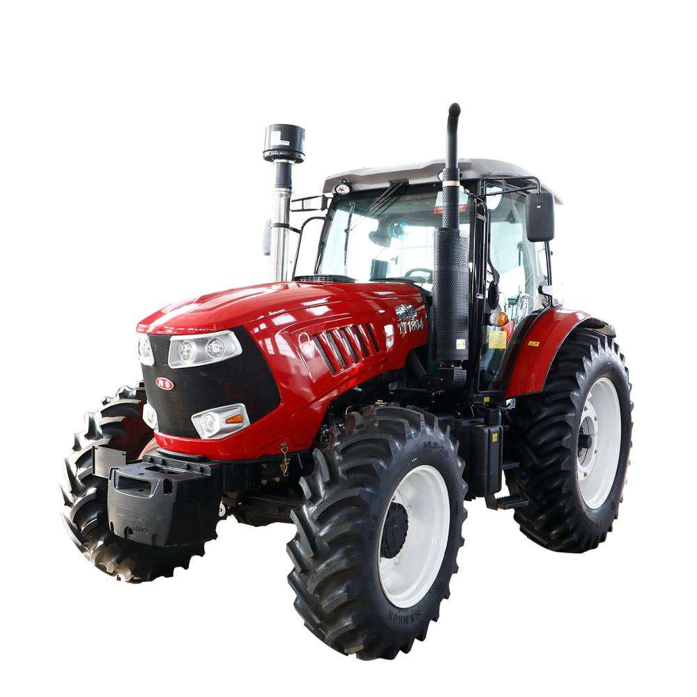 Cheap mini compact farm garden tractors loader digger for agriculture parts price for sale china electric tractor 4x4 hp 4wd cab