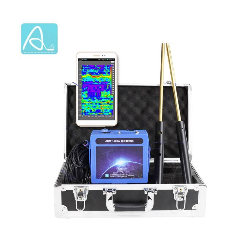 high efficient 400m deep gold detector with optional accessory of wireless sensor