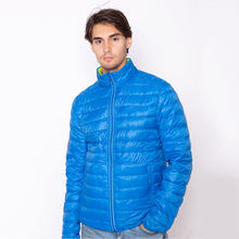 Sample Support Lightweight Packable Reversible Winter Down Jacket