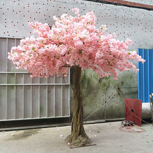 Large Artificial Cherry Blossom Flower Tree for Decoration